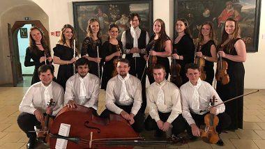 Univerzitný komorný orchester Mladosť v Noci múzeí a galérií