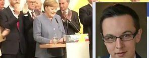 Politológ M. Lenč o cene pre Angelu Merkelovú