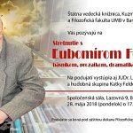 Stretnutie s Ľubomírom Feldekom