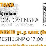 100 (k)rokov Československa