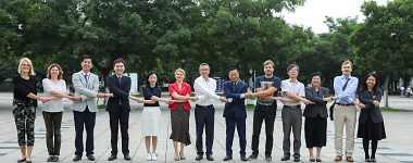 UMB part of the 5th China-CEEC Educational Cooperation Conference