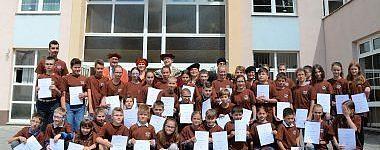 Opening of MBU  Children's University