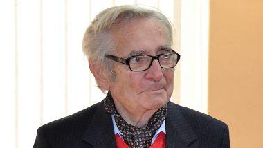 Opustil nás prof.  Beloslav Riečan