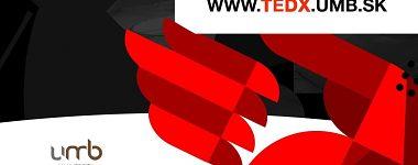 TEDxUMB prinesie do Banskej Bystrice zvučné mená a inšpiratívne príbehy