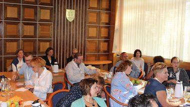 2nd UMB Staff Week under Erasmus+ programme successful again.