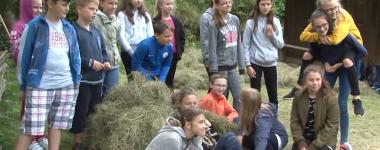 Reportáž o Škole v prírode pre deti zahraničných Slovákov